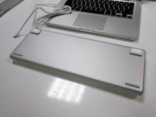 Xiaomi Yuemi Mechanical Keyboard bottom shot