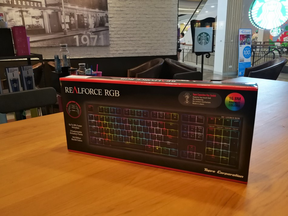 Realforce RGB Box
