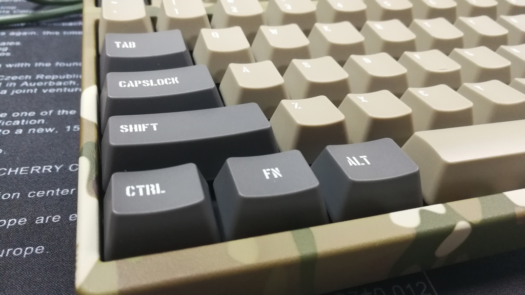 Filco Majestouch 2 Camouflage-r - front