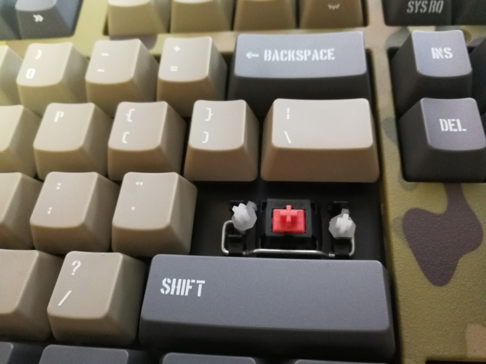 Filco Majestouch 2 Camouflage-r - Switch