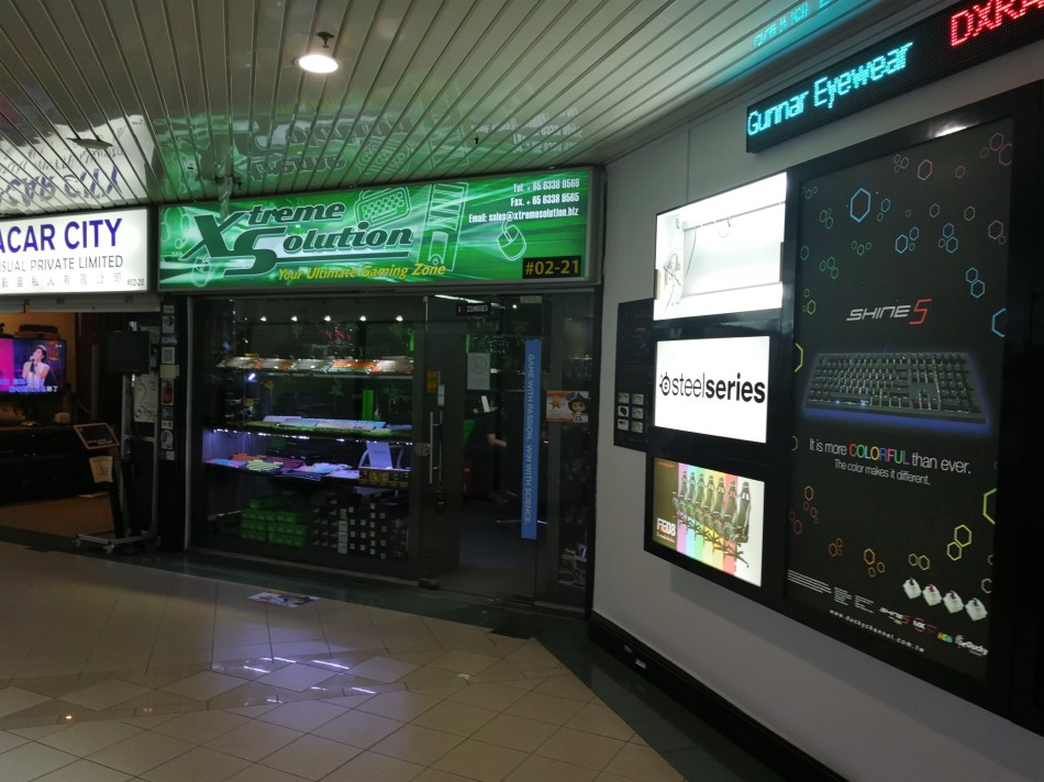 X-treme Solution Store Front
