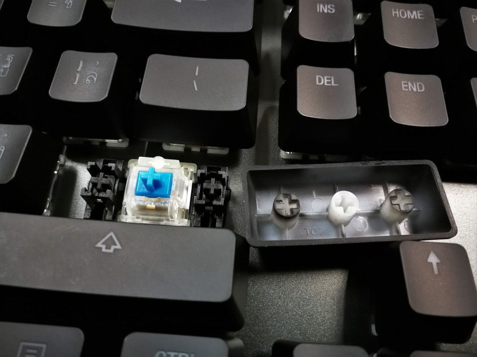 Steelseries Apex M650 QX2 Blue Switch