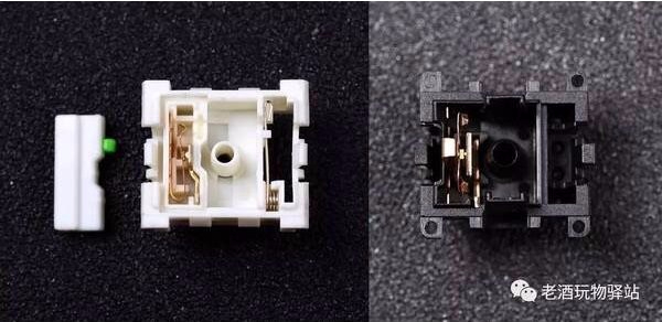 Kailh Box Switch vs Normal Switch