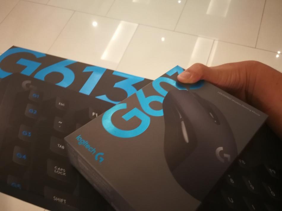 Logitech G603 G613 Box