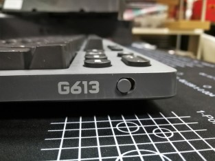 Logitech G613 side switch