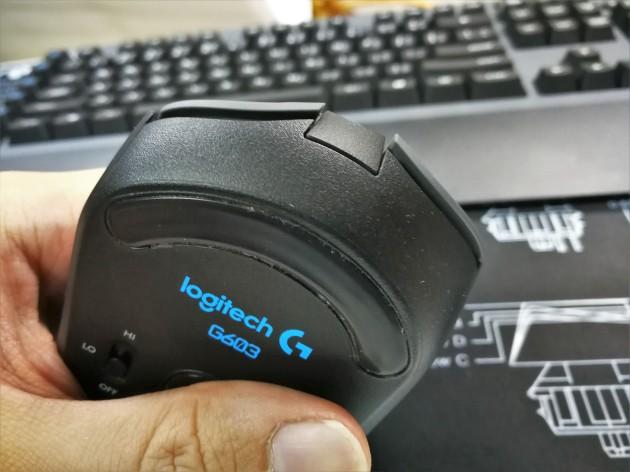 Logitech G603 Front no USB