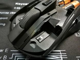 Logitech G603 Omron Switch