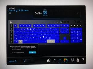 Logitech G613 LGS Game Mode Set-up