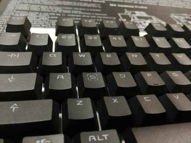 Fuhlen G87 Keycaps Font