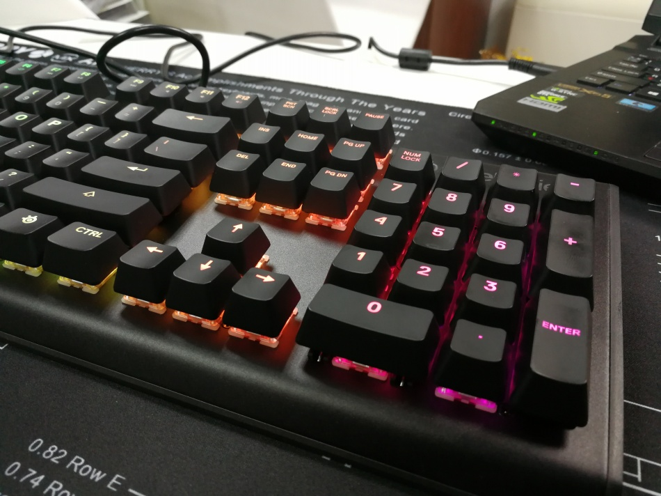SteelSeries Apex M750 - Numpad