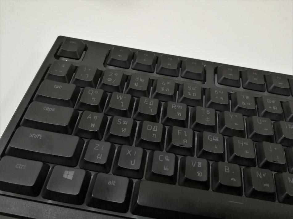 Razer Ornata Keycaps