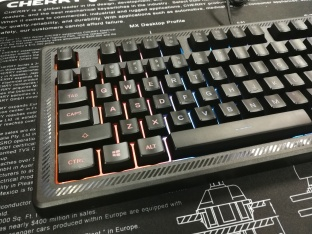 SteelSeries Apex 150 - Body - Light
