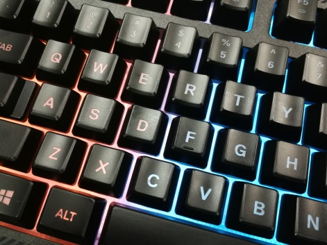 SteelSeries Apex 150 - Keycaps - Light