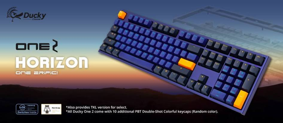 Ducky One 2 - Horizon - 1