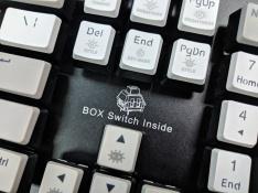 Kailh Limited Box Switch Keyboard - Logo