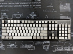 Kailh Limited Box Switch Keyboard - Top
