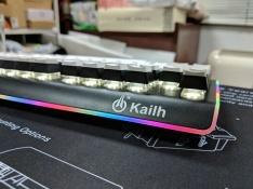 Kailh Limited Box Switch Keyboard - Logo Light