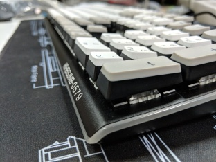 Kailh Limited Box Switch Keyboard - Side Serial