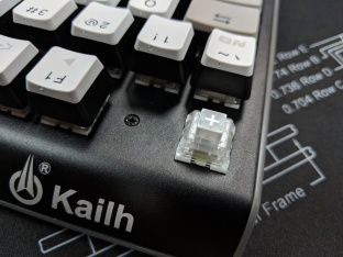 Kailh Limited Box Switch Keyboard - Box Switch