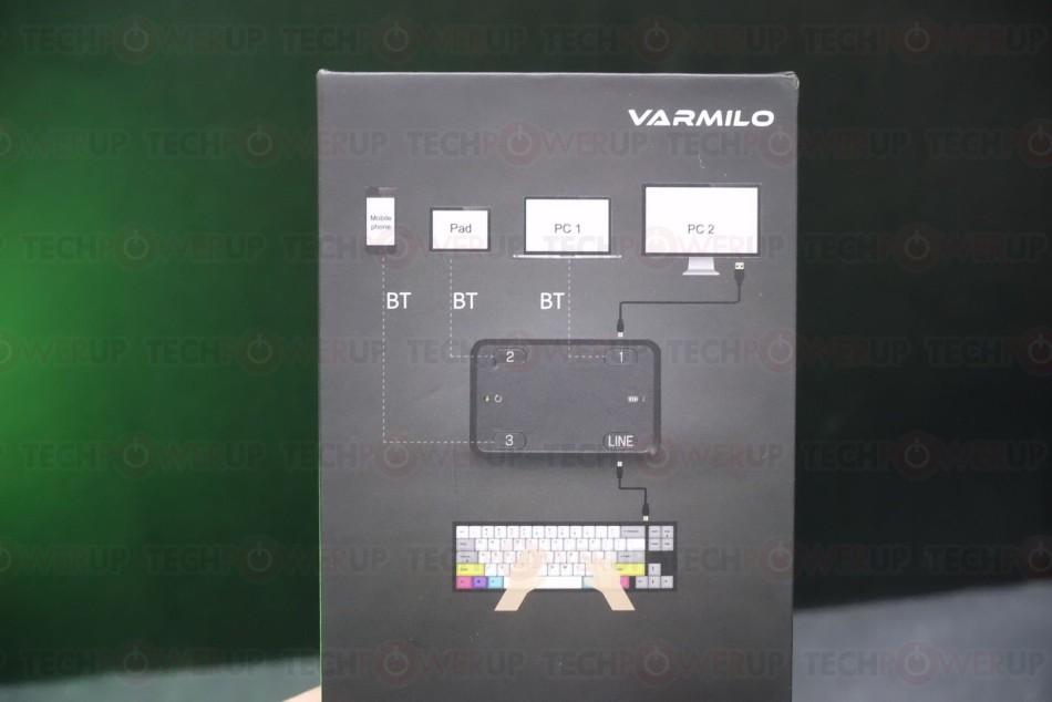 Varmilo VDBox