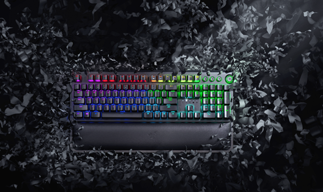 Razer Blackwidoe Elite Spec